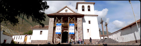 Cusco to Puno - Andahuaylillas