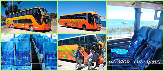 Titicaca International Transport, puno to copacabana